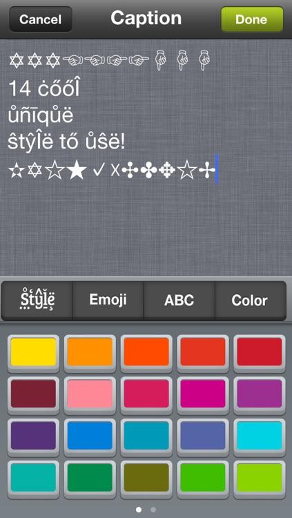 Stylegram - Add Text on Photo