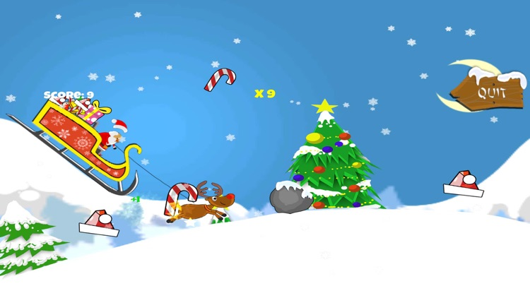 Santa Rush 2 screenshot-2