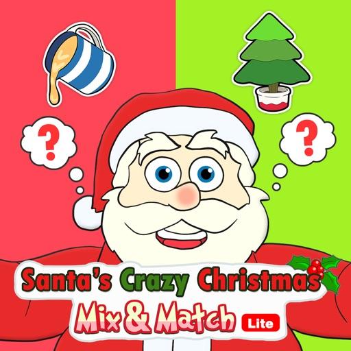 Santa's Crazy Christmas Mix & Match Lite