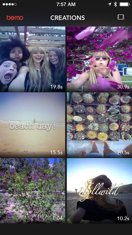 Bemo Social Cam screenshot-3