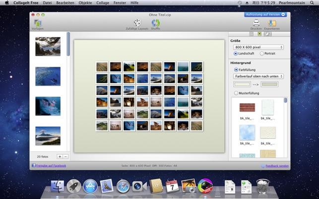 collageit free im mac app store. Black Bedroom Furniture Sets. Home Design Ideas