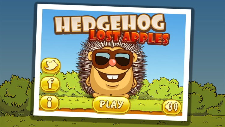 Hedgehog – Lost apples screenshot-3
