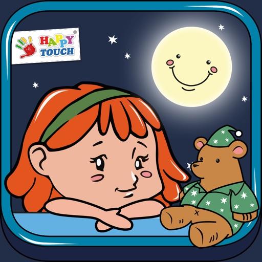 Anne kann nicht schlafen – Gute Nacht Geschichte - Hörspiel App für Kinder ab 2 Jahren (von Happy-Touch Kinderspiele)