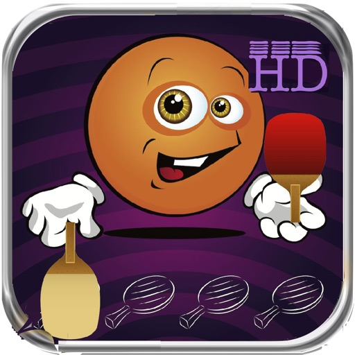Table Tennis & Ping Pong Energetic Free HD for iPad icon