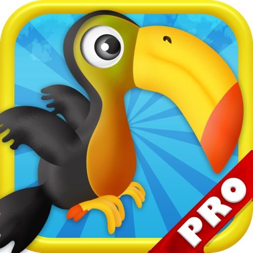 Crazy Birds Bubble Adventure PRO - A Fun Kids Game ! icon