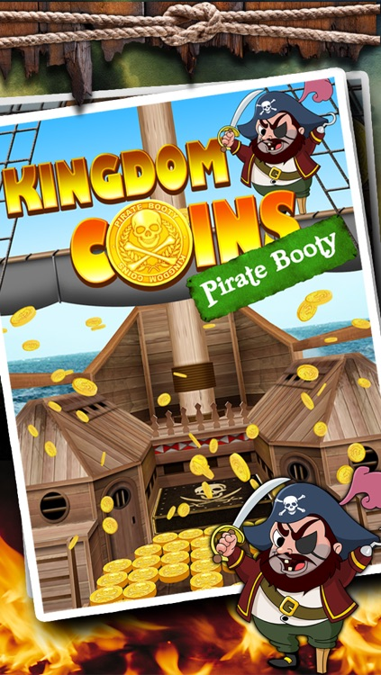 Kingdom Coins Pirate Booty Edition - Dozer of Coins Arcade Game screenshot-3