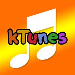 kTunes - a music player for kids