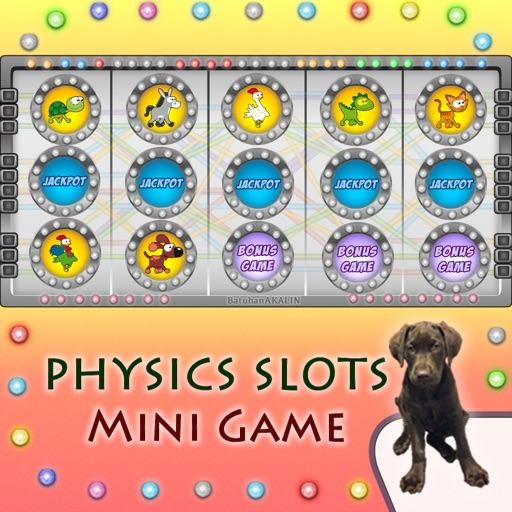 Physics Mini Game Slots HD