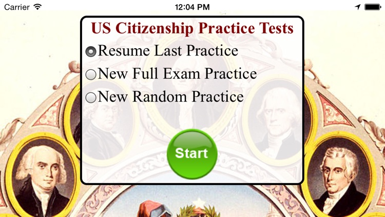 US Citizenship Test - Full Version