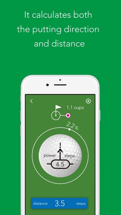 AimAid - Putting training app screenshot-3