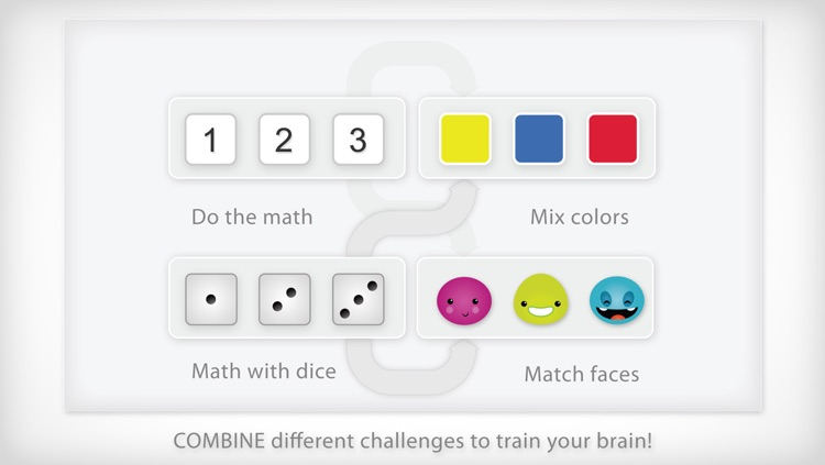 Twinoo Brain Training - Test Your Left and Right Brain! screenshot-3