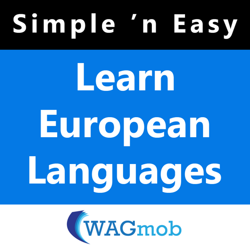 Learn European Languages by WAGmob