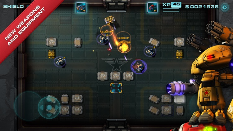 Robokill 2 screenshot-1