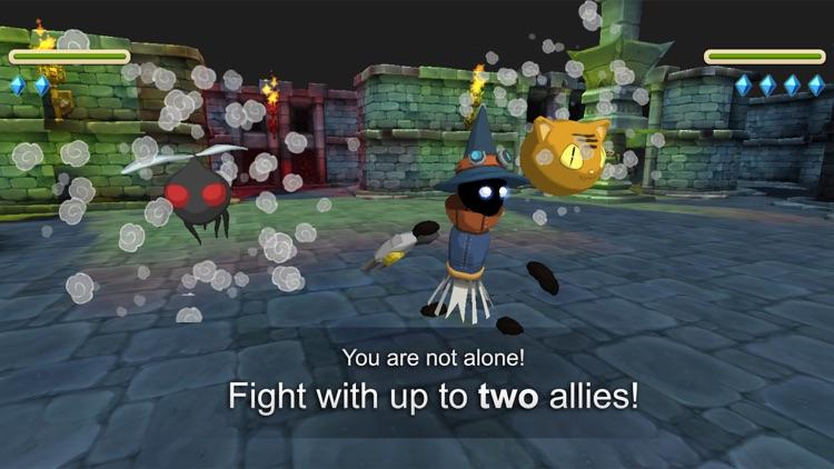 Mobius of Magic screenshot-4