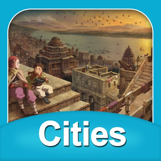 Lost Cities of The World