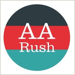 AA Rush
