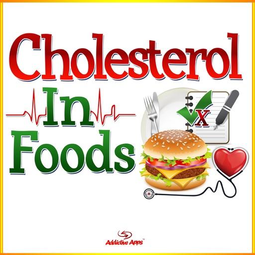 Cholesterol In Foods.