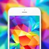 Обои для iPhone и iPad - живые темы и параллакс заставки на экран загрузка бесплатно