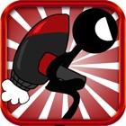 Stickman Jetpack Junkie - Un Adrénaline Aventure Tour icon