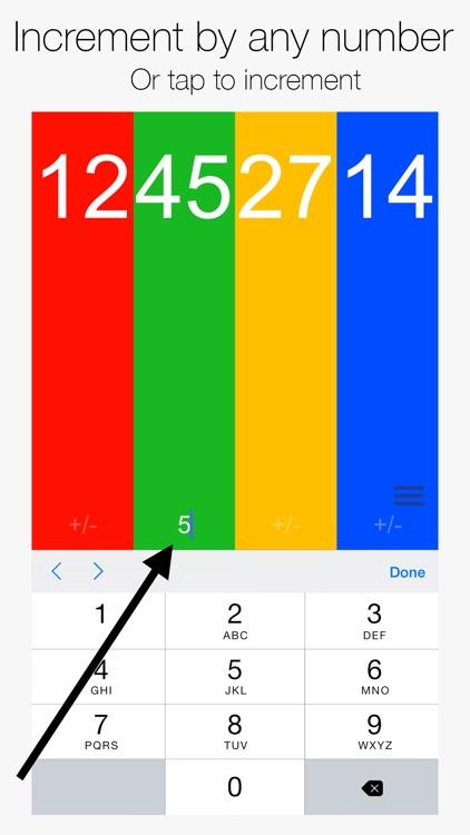 Score! A simple scoreboard