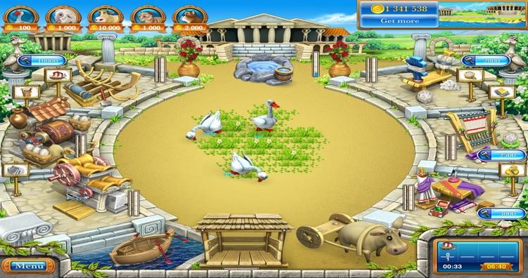 Farm Frenzy 3  Ancient Rome by Alawar Entertainment, Inc