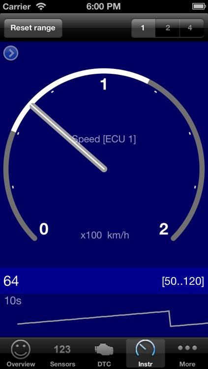Mobilscan OBD screenshot-3