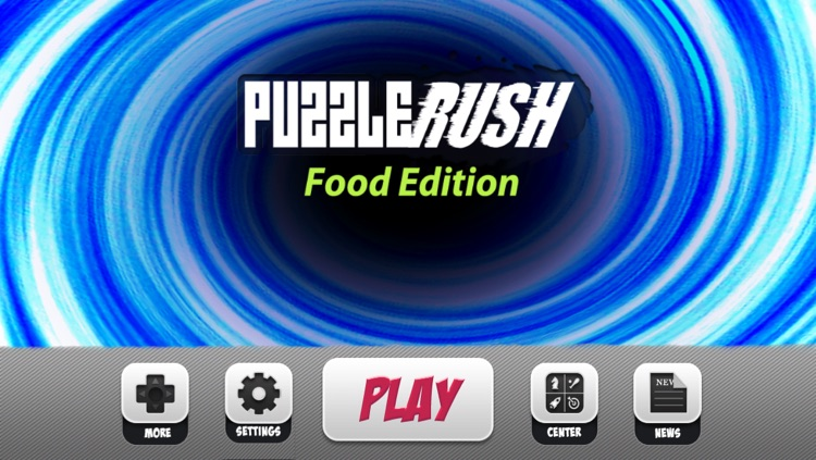 Puzzle Rush:  Food Fight Free