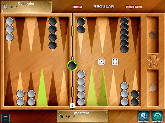 Backgammon Premium Скриншоты11