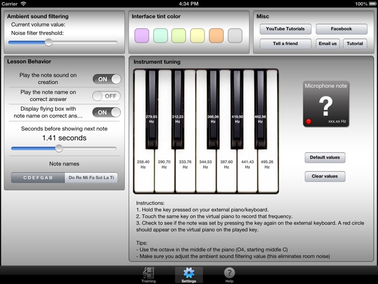 iLovePiano screenshot-4