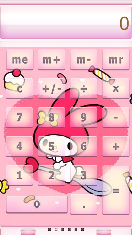 My Melody Calculator