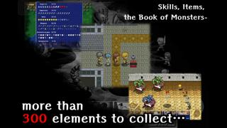 RPG Eve of the Genesis screenshot four