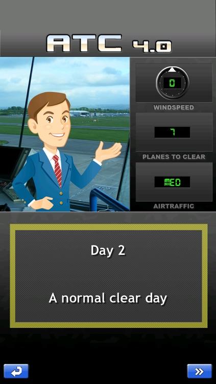 Air Traffic Controller 4.0 Lite - The free ATC pocket airplane simulator Game screenshot-3