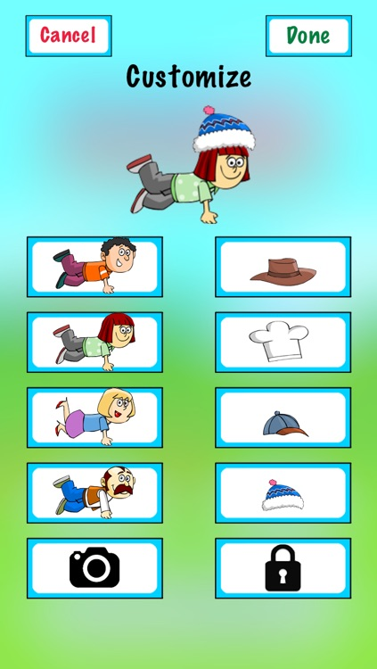 Flappy Friend screenshot-3