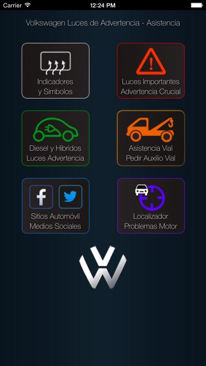 Auxilio de Volkswagen luces de advertencia y problemas con Volkswagens