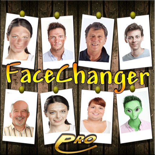 FaceChanger Pro - The 8in1 Photo FX Booth