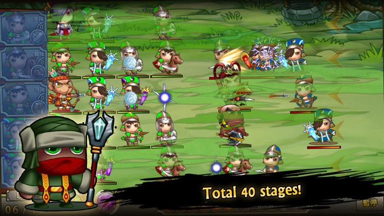 Go! Go! Three Kingdom screenshot-3