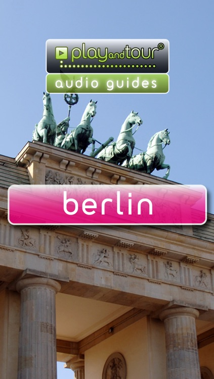 Berlin touristic audio guide (english audio)