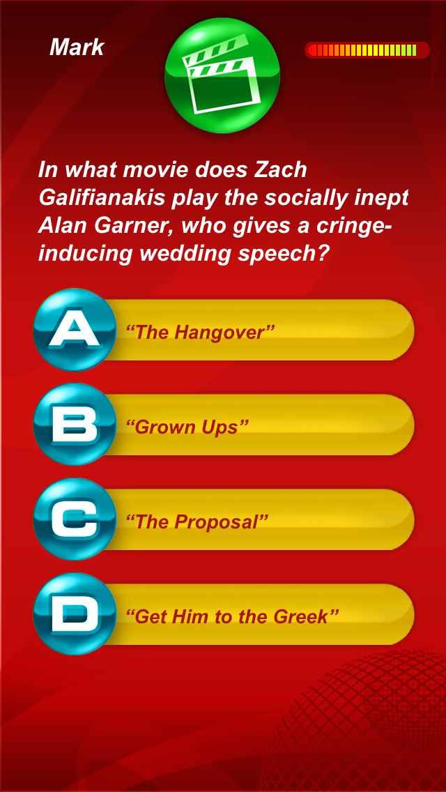 Trivia To Go - crack this quiz app for iPhone and iPad Screenshot