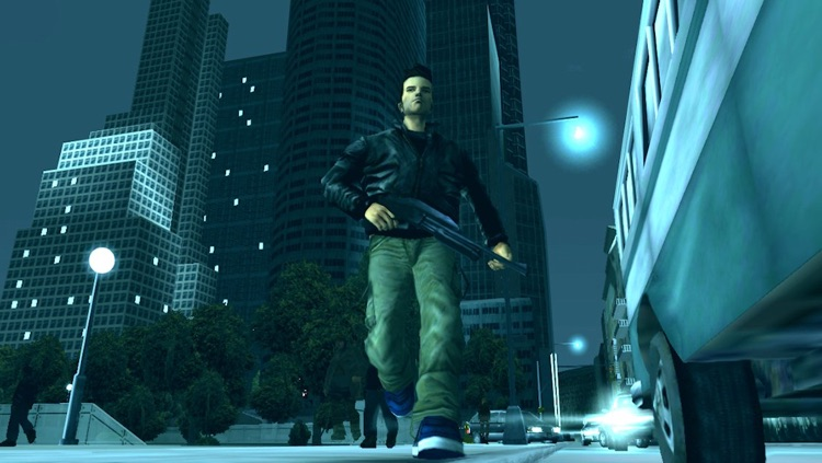 Grand Theft Auto III: Australian Edition screenshot-2