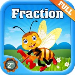 Fraction for 2nd grade
