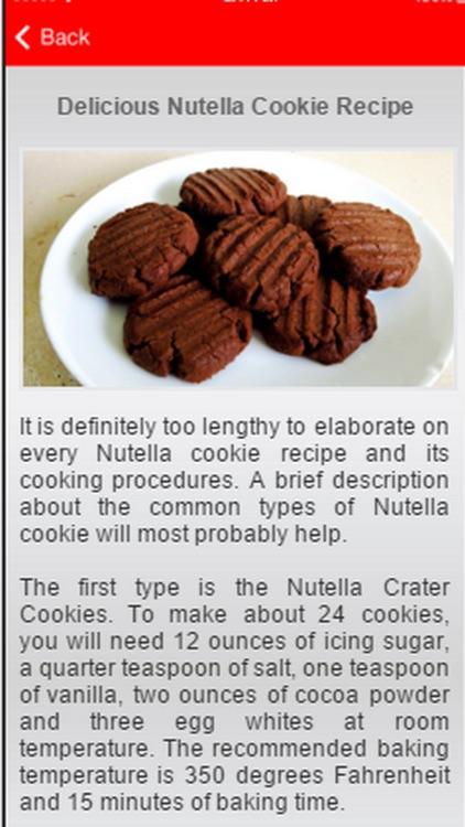 Tasty Nutella Recipes