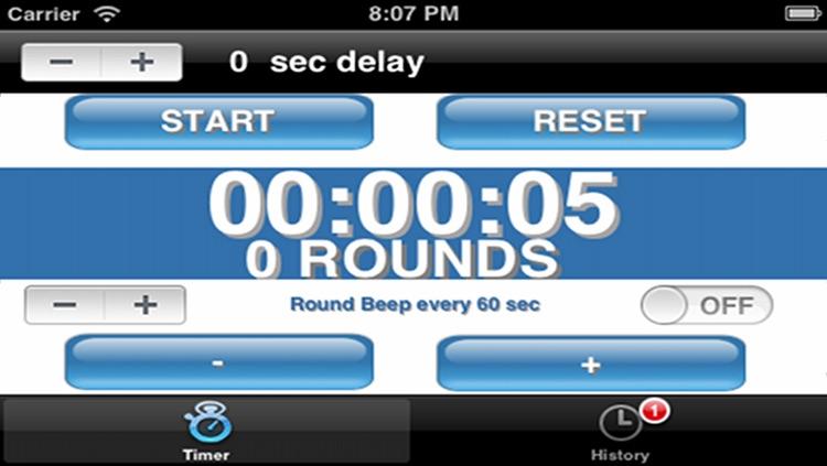 Box Clock Timer screenshot-4