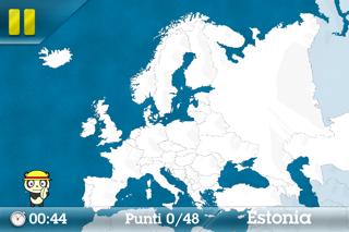 Screenshot of GeoWorld: imparare la geografia divertendosi3