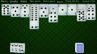 Solitaire Duet Screenshot on iOS