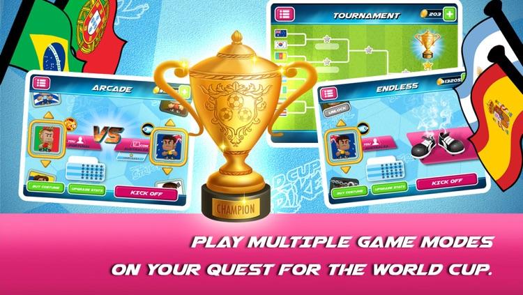 World Soccer Striker screenshot-3