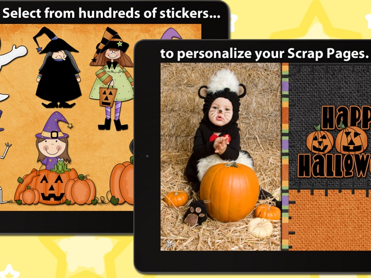 Scrap It: Halloween HD