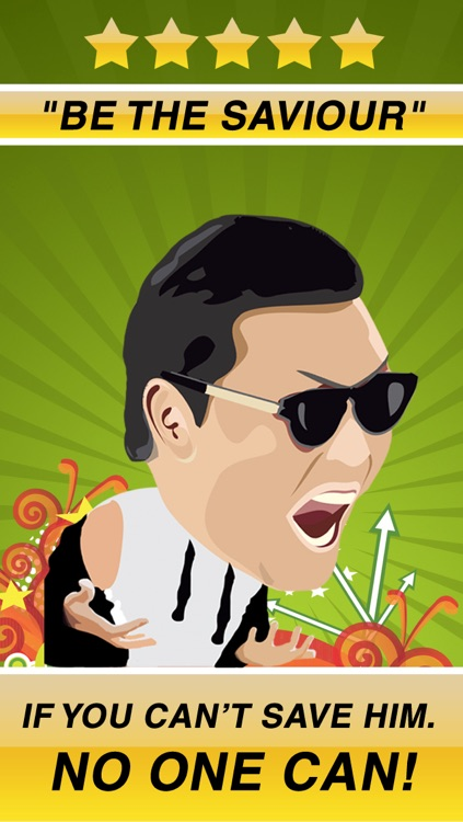 Gangnam Fly Surfers screenshot-4