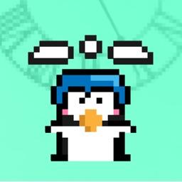 Downward Penguin