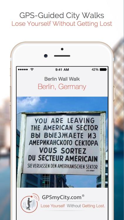 Berlin Wall Walk