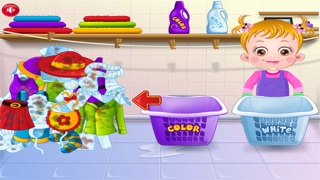 Baby Learn Washing Clothes-1